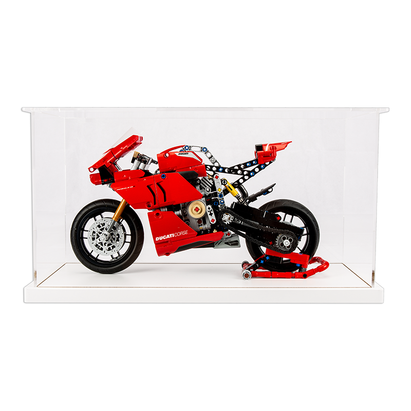 LEGO® Technic™ 42107 Ducati Panigale Display Case - My Hobbies