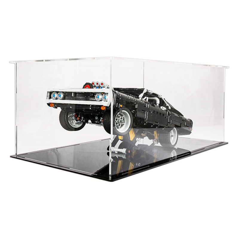 LEGO® Technic™ 42111 Dom's Dodge Charger Display Case - My Hobbies