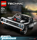 LEGO® 42111 Technic™ Dom's Dodge Charger - My Hobbies