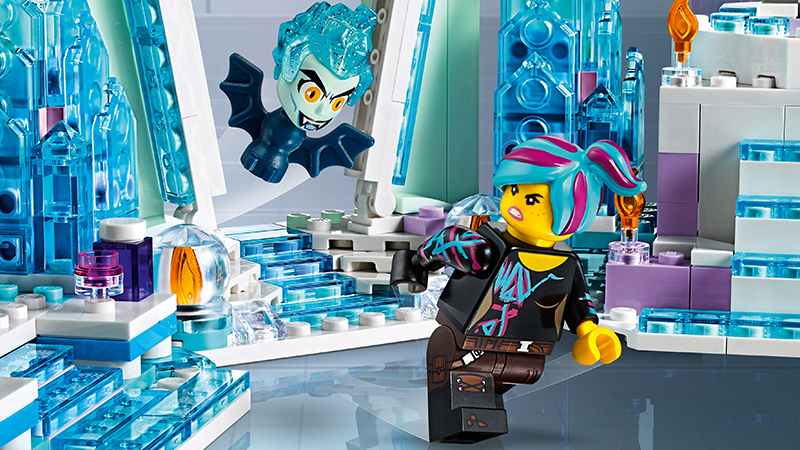 LEGO® 70837 THE LEGO® MOVIE 2™ Shimmer & Shine Sparkle Spa! - My Hobbies