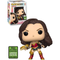Wonder Woman 1984 - Wonder Woman with Tiara Boomerang  Funko POP! Vinyl ((2021 Spring Convention Exclusive) - My Hobbies