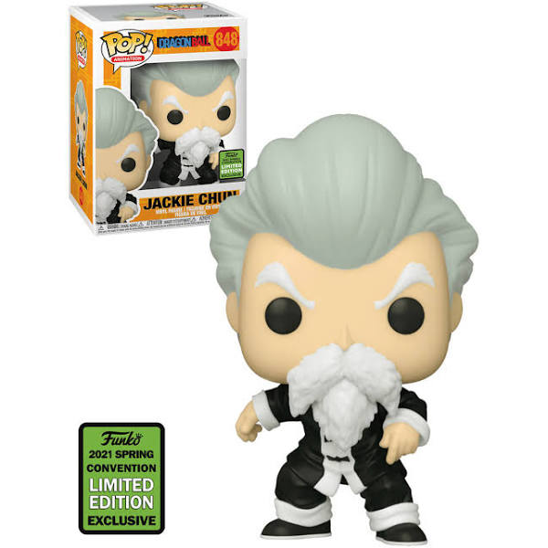 Dragon Ball - Jackie Chun Pop! Vinyl Figure (2021 Spring Convention Exclusive) - My Hobbies