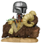 Funko Star Wars: The Mandalorian - Mandalorian and the Child on Bantha Pop! Deluxe - My Hobbies