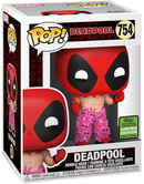 Deadpool - Deadpool with Teddy Pants Pop! Vinyl Figure (2021 Spring Convention Exclusive) - My Hobbies