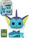 Pokemon - Vaporeon Diamond Glitter ECCC 2021 US Exclusive POP! Vinyl - My Hobbies