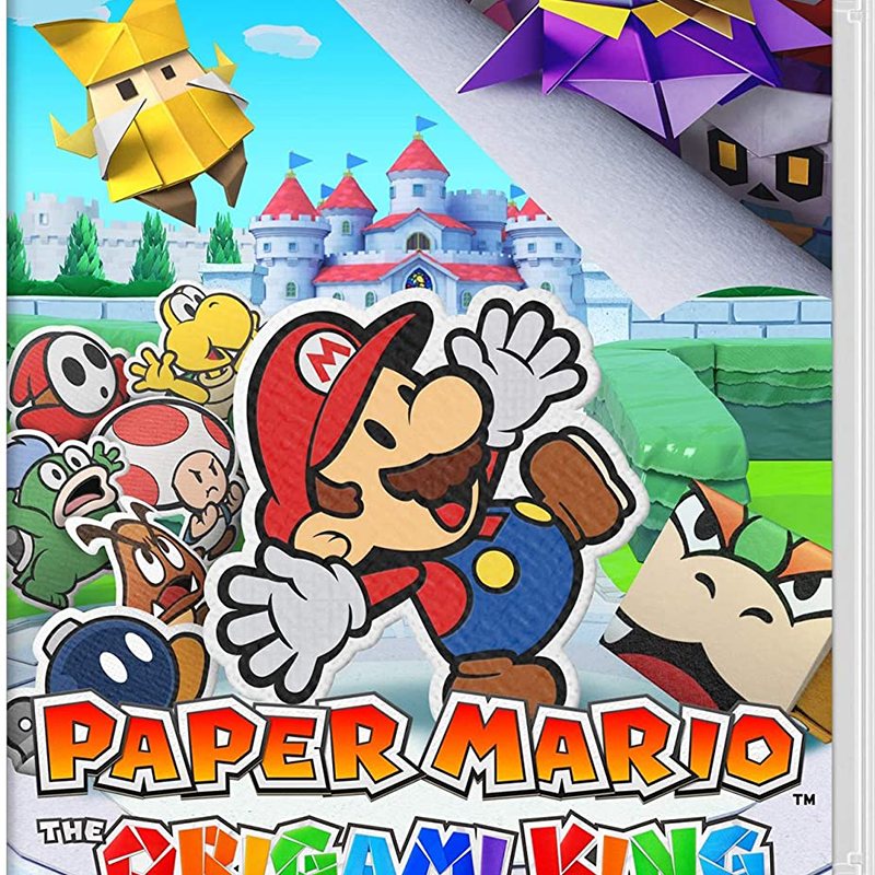 Paper Mario The Origami King - My Hobbies