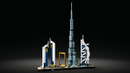 LEGO® 21052 Architecture Dubai - My Hobbies