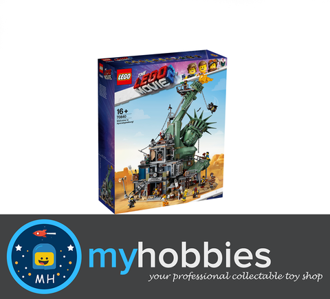 LEGO 70840 The LEGO Movie 2 Welcome to Apocalypseburg