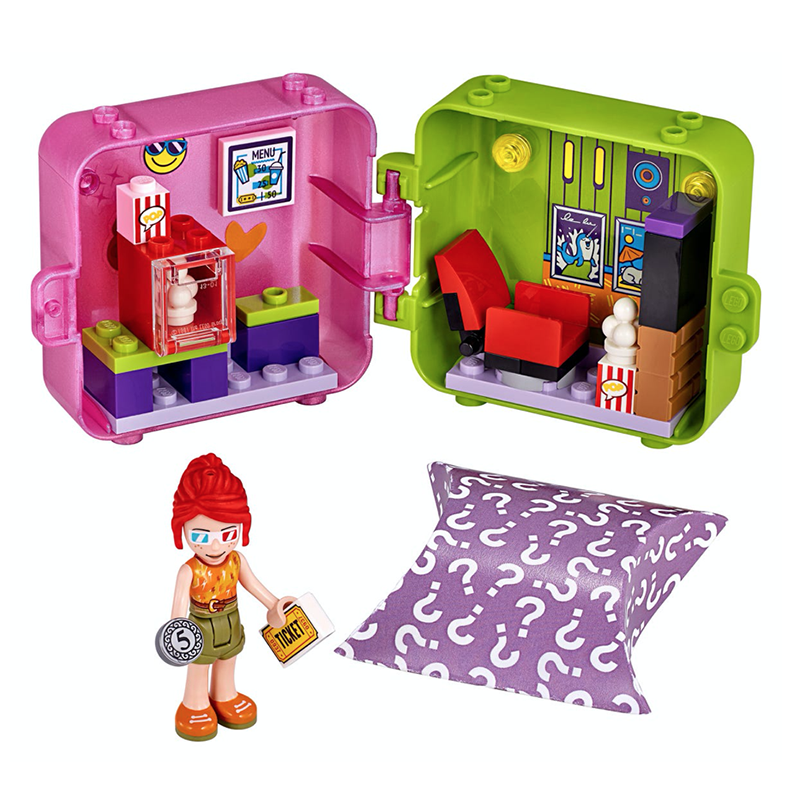 LEGO® 41408 Friends Mia's Shopping Play Cube