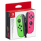Nintendo Switch Joy-Con Neon Green and Pink Controller Pair