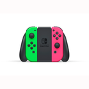 Nintendo Switch Joy-Con Neon Green and Pink Controller Pair - My Hobbies