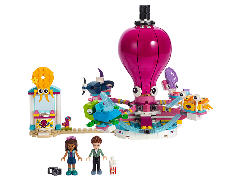 LEGO® 41373 Friends Funny Octopus Ride - My Hobbies