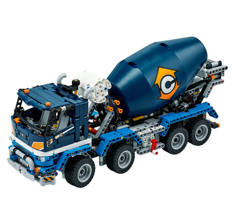 LEGO® 42112 Technic™ Concrete Mixer Truck - My Hobbies