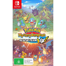Pokemon Mystery Dungeon Rescue Team DX - My Hobbies