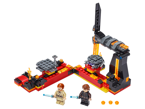 LEGO 75269 Star Wars Duel on Mustafar™