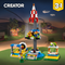 LEGO® 31095 Creator 3-in-1 Fairground Carousel - My Hobbies