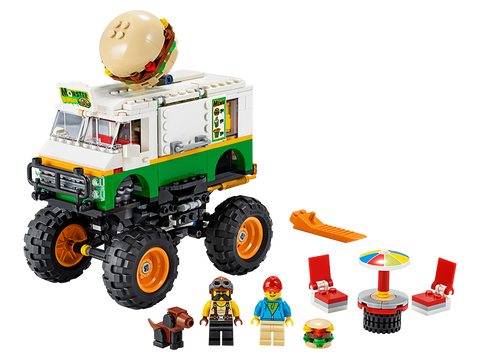 LEGO 31104 Creator Monster Burger Truck