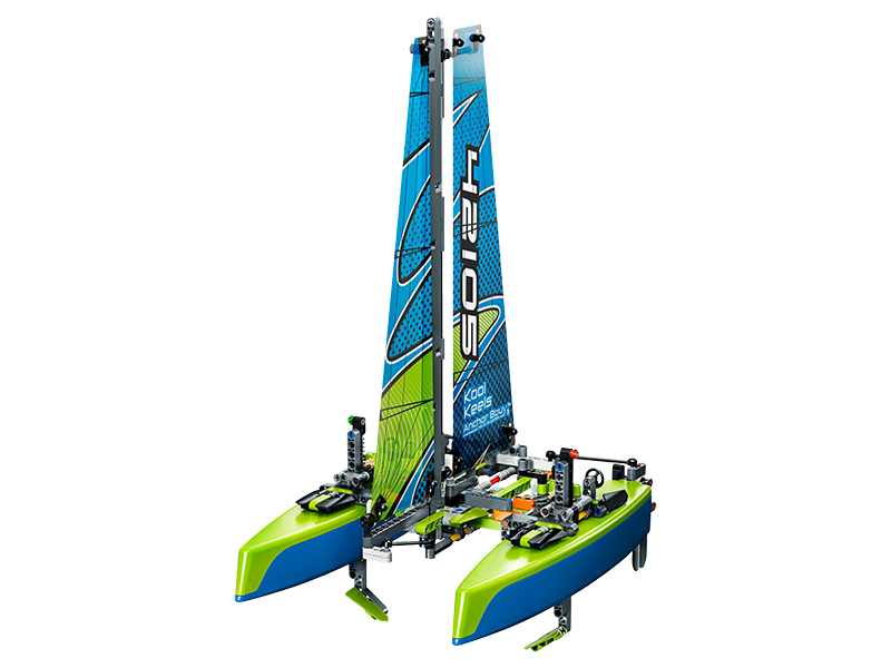 LEGO® 42105 Technic™ Catamaran