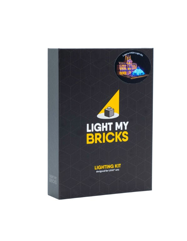LEGO Louvre 21024 Light Kit (LEGO Set Are Not Included ) - My Hobbies