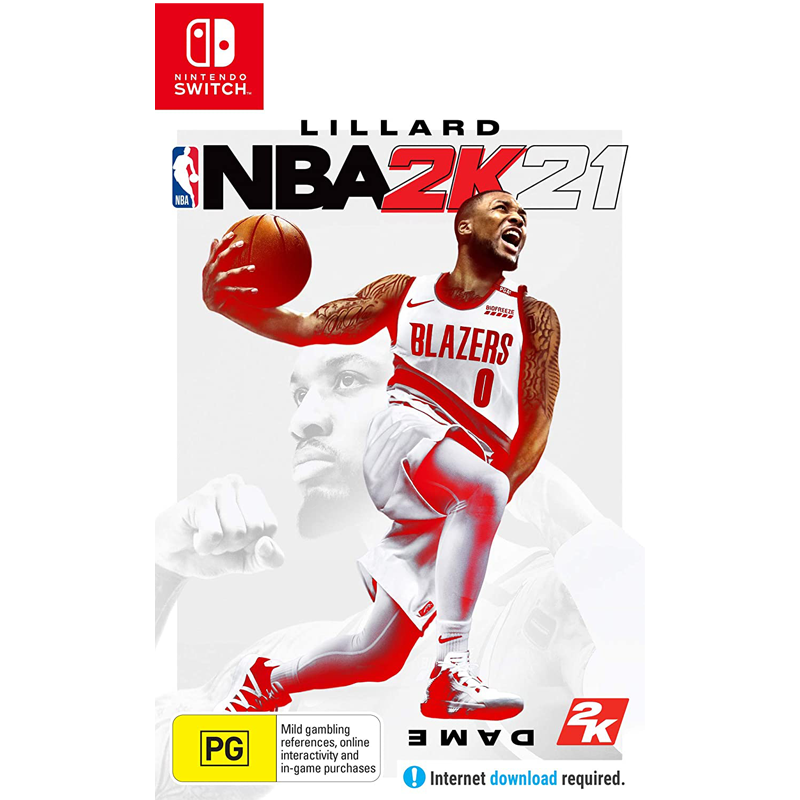 NBA 2K21 - My Hobbies