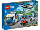 LEGO® 60244 City Police Helicopter Transport