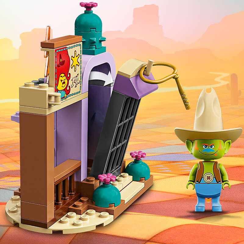 LEGO® 41253 Trolls World Tour Lonesome Flats Raft Adventure - My Hobbies