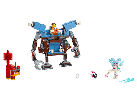 LEGO 70842 The Lego Movie 2 Emmet's Triple-Decker Couch Mech