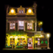 LEGO Parisian Restaurant 10243 Light Kit (LEGO Set Are Not Included ) - My Hobbies