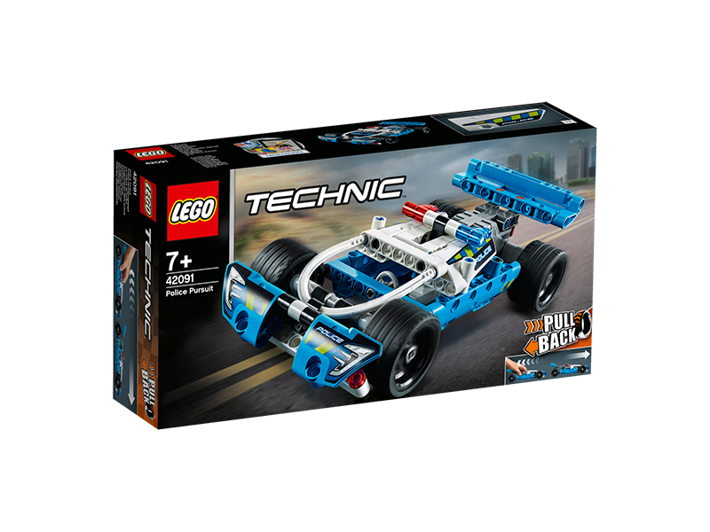 LEGO® 42091 Technic™ Police Pursuit - My Hobbies