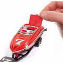 Siku - Toyota Car with Motorboat - 1:55 Scale