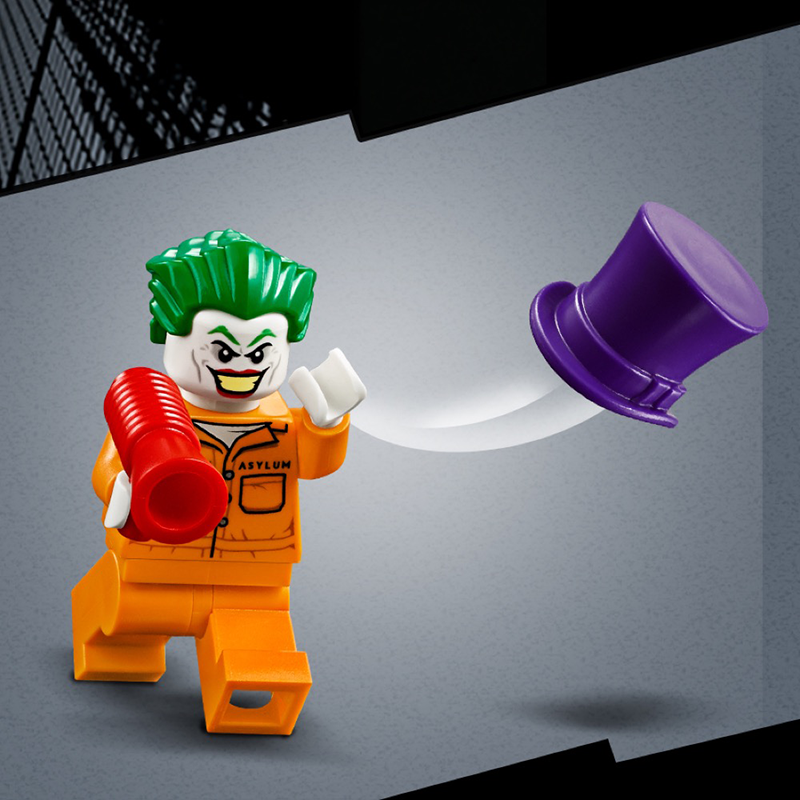 LEGO® 76138 DC Super Heroes Batman™ and The Joker™ Escape - My Hobbies