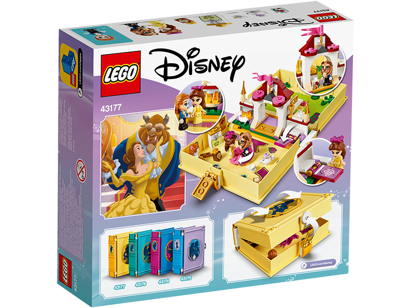 LEGO® 43177 Disney™ Belle's Storybook Adventures - My Hobbies