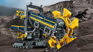 LEGO® 42055 Technic™ Bucket Wheel Excavator (Box damaged) - My Hobbies