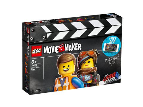 LEGO 70820 The Lego Movie 2 Lego Movie Maker