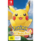 Pokemon Let's Go! Pikachu