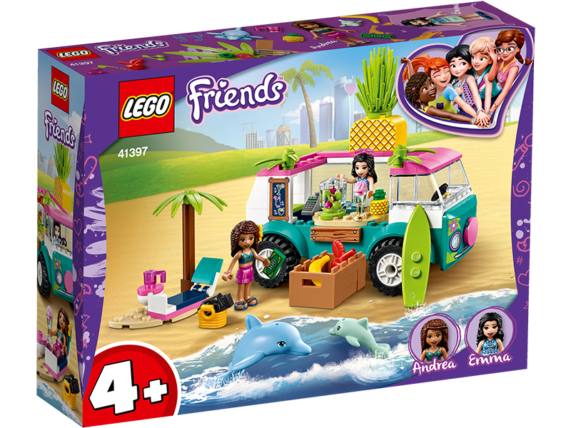 LEGO® 41397 Friends Juice Truck - My Hobbies