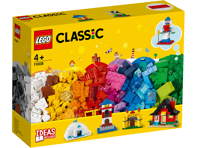 LEGO® 11008 Classic Bricks and Houses - My Hobbies