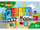 LEGO® 10915 DUPLO® Alphabet Truck - My Hobbies