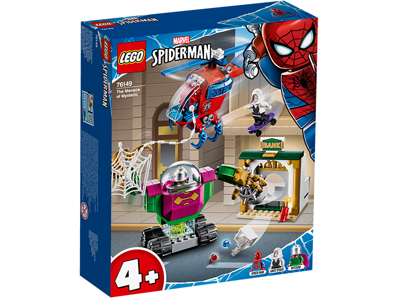 LEGO® 76149 Marvel Super Heroes The Menace of Mysterio - My Hobbies
