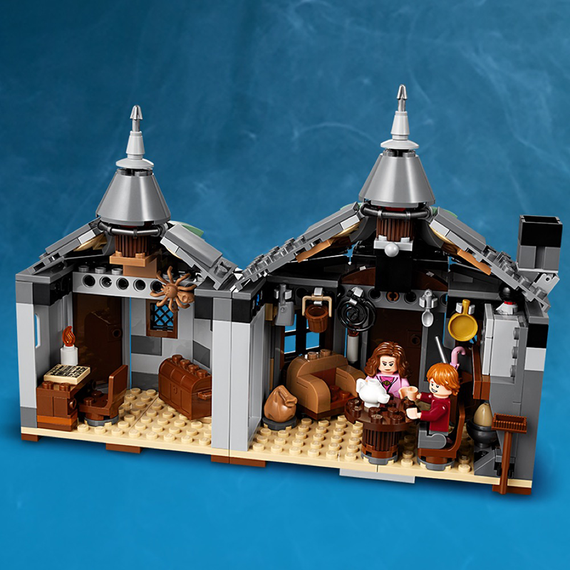 LEGO® 75947 Harry Potter™ Hagrid's Hut: Buckbeak's Rescue - My Hobbies