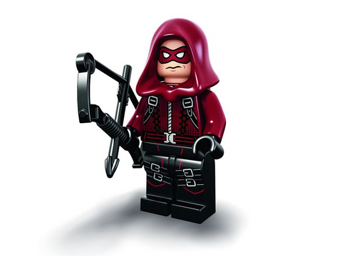 LEGO SDCC Exclusive Minifigures Arrow Arsenal