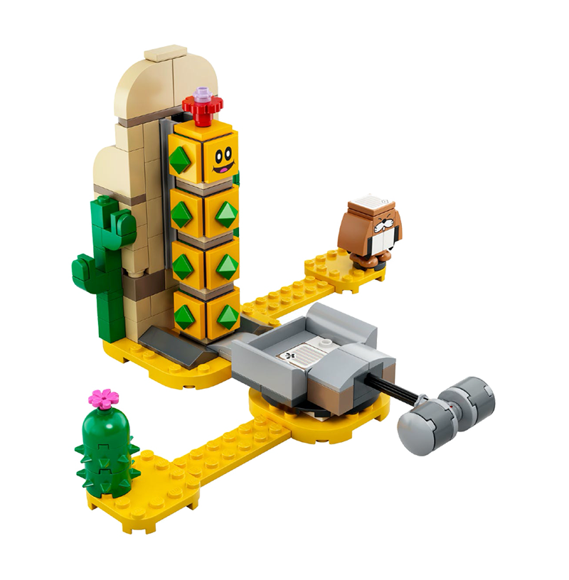 LEGO® 71363 Super Mario™ Desert Pokey Expansion Set - My Hobbies