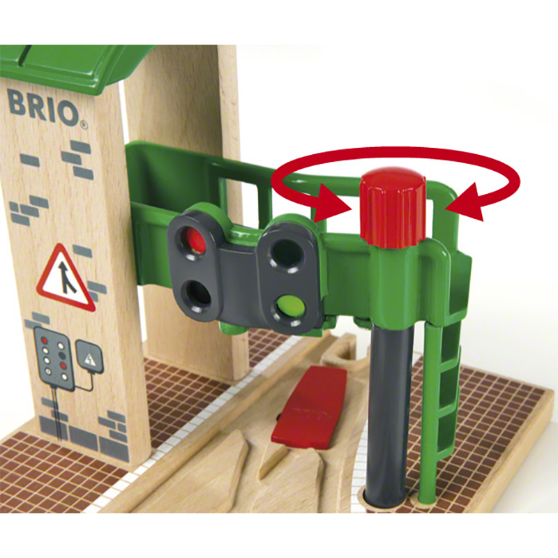BRIO Destination - Signal Station, 2 pieces - My Hobbies