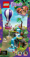 LEGO® 41423 Friends Tiger Hot Air Balloon Jungle Rescue - My Hobbies