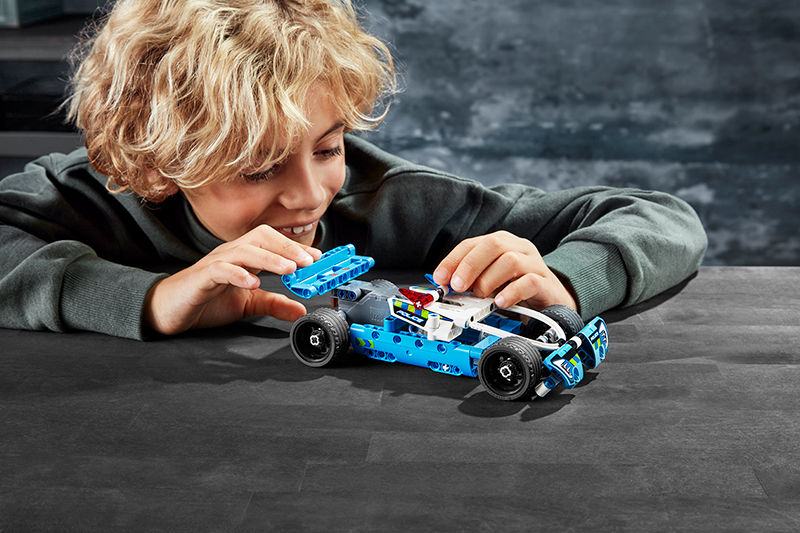LEGO® 42091 Technic™ Police Pursuit