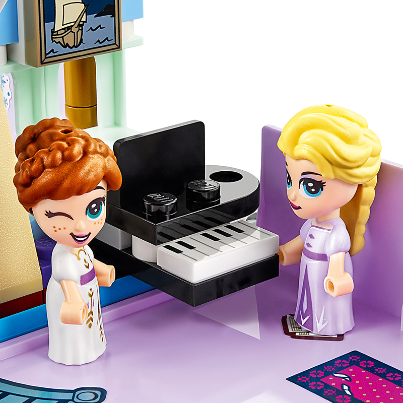 LEGO® 43175 Disney™ Anna and Elsa's Storybook Adventures - My Hobbies