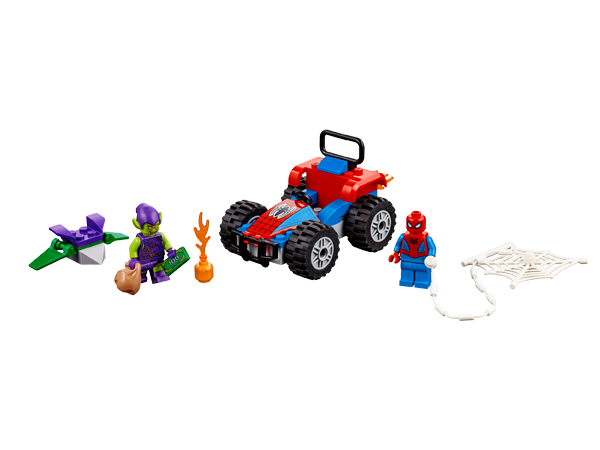 Lego 76133 Marvel Super Heroes Spider Man Car Chase My Hobbies