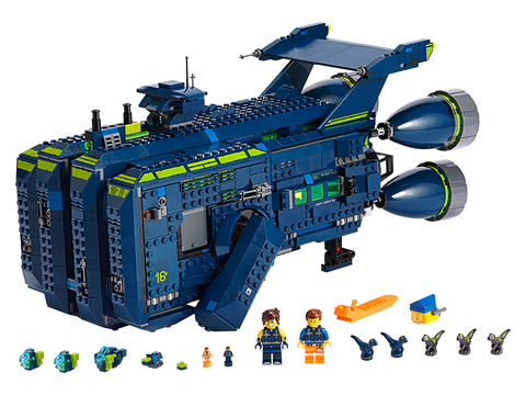 LEGO 70839 The Lego Movie 2 The Rexcelsior!