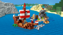 LEGO® 21152 Minecraft™ The Pirate Ship Adventure - My Hobbies