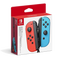 Nintendo Switch Joy-Con Neon Red and Blue Controller Pair